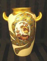 R C Vase.Signed by artist C. and dated June 7 Porcelain, June, Artist, Home Decor, Porcelain Ceramics, Decoration Home, Room Decor, Artists, Interior Design