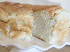 Your family will love this sugar-free, grain-free dessert. It's healthy version of the popular Angel Food Cake!