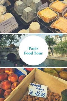 Foodtour in Paris, Frankreich