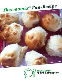 Recipe Best Ever Scones by Jo Thermo, learn to make this recipe easily in your kitchen machine and discover other Thermomix recipes in Baking - sweet. Thermomix Scones, Thermomix Pan, Baking Powder Recipe, Bellini Recipe, Food N, Healthy Treats, No Bake Desserts, Freezer Meals, Finger Foods