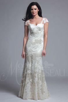 Fall 2012 - Modern Trousseau Wedding Dress Collections - StyleMePretty LookBook