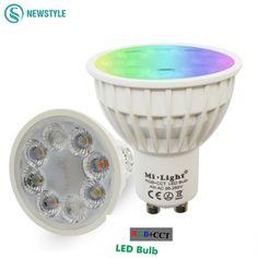 Us 1 49 Cob Lamparas Led Lamp 220v Gu10 Bombillas Led Bulb Gu5 3