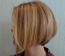 Graduated Bob Hairstyles Back View - Bing Images
