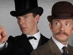 AFTER months of speculation, Sherlock bosses have confirmed the upcoming special WILL be set in Victorian London.