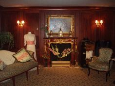 Titanic's First Class Room by ~Poet515 on deviantART