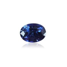 5.64 ct Sapphire, Oval, Blue, Violet VS2, from Sri Lanka. Slightly heated. Measures 12.23 x 9.07 x 6.41mm. We supply loose gemstones to top retailers around and outside United Kingdom.