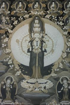 Buddhist Shrine, Picture Sizes, Arms, Hand Painted, Beautiful, Style, Swag, Outfits, Weapons
