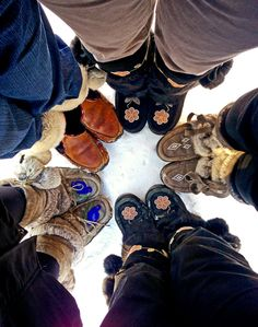 It's a mukluk-y kind of day at FortWhyte Alive in Winnipeg, Manitoba. O Canada, Canada Travel, Commonwealth, G Adventures, Beavers, Slipper Boots, Expo, My Dear Friend, Warm Outfits