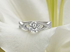 Ethical Dazzling Diamond Engagement Rings - 5 Star Wedding Magazine   Absolutely beautiful