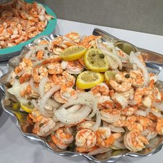 ... southern style pickled shrimp recipes dishmaps southern style pickled