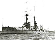 MaritimeQuest - HMS Bellerophon (1907)
