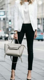 25 professionelle Hosen Outfit die super billig sind 00005 Litledress 25 professional pants outfit which are super cheap 00005 litledress Summer Work Outfits, Casual Work Outfits, Office Outfits, Work Attire, Work Casual, Fall Outfits, White Blazer Outfits, Outfit Work, Office Attire