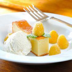 JULES FOOD...: Parmesan Pound Cake