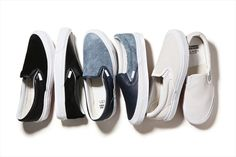 「Vault By Vans For Engineered Garments」