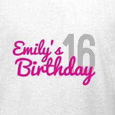 842cd959e 47 Best Birthday T-Shirt Design Ideas images   Shirt designs, My ...