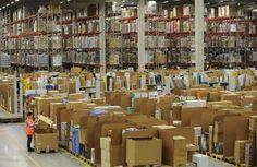 Amazon, a Rogoredo un nuovo deposito