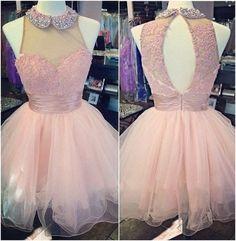 High quality prom dress,homecoming dress,short prom dress,lace appliques short prom dress,beautiful beading prom dress,elegant wowen dress,party dress,evening dress L558