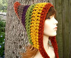 Ravelry: The Crochet Signature Pixie Hat pattern by Diane Serviss