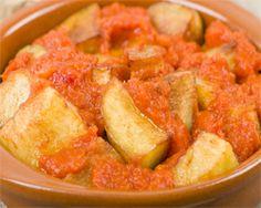Patatas Bravas (receta en español)
