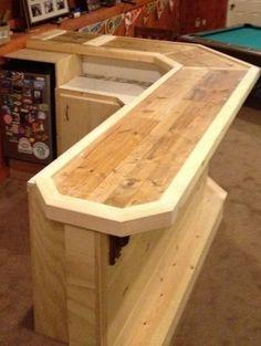 building my basement bar – Woodworking Talk – Woodworkers Forum - Bar Ideen Basement Bar Designs, Home Bar Designs, Basement Ideas, Basement Bars, Basement Renovations, Basement Ceilings, Basement Bar Plans, Basement Layout, Basement House