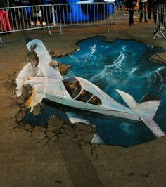 Photo : Nikolaj Arndt: Cet aviateur s'est écrasé sur le trottoir