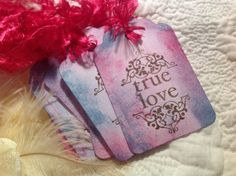 Tags  True Love by SimpleSouthernSass on Etsy, $6.95