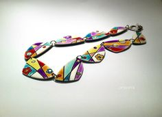 cut & frame necklace | Flickr - Photo Sharing!