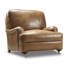 Bradington-Young Hamrick  Arm Chair Finish: Plantation, Upholstery: 912500-84
