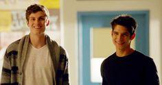 Isaac and Scott