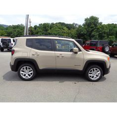 2015 Mojave Sand Jeep Renegade Roanoke Times Suv ❤ liked on Polyvore featuring home and home improvement
