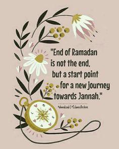 ♡ After Ramadan