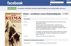 Aamulehti 2.2.2012. Tamperelainen Facebook-kilpailu etsii eroottisia runoja – Vihjaile tai mene suoraan asiaan!