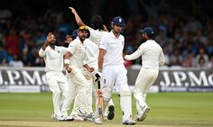 Barring unforecast inclement weather a terrific Test match, played on an excellent pitch, will r...