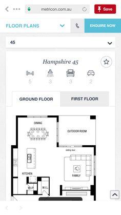 Outdoor Rooms, Outdoor Dining, Hampshire, Ground Floor, Sliding Doors, Floor Plans, Flooring, How To Plan, Al Fresco Dinner