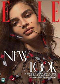 Linda Helena for Elle Brazil October 2017