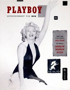 30 Famous First Covers From The Best Magazines - Blogrope #playboy