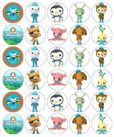 108 free octonauts printable coloring pages octonauts birthday