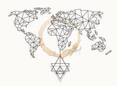 Geometric World by ghostwolf