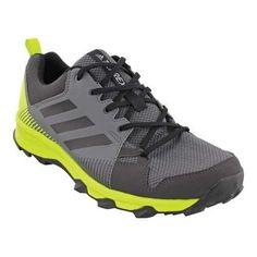 sale retailer 8ce0f 82dca Men s adidas Terrex Tracerocker Trail Shoe Grey Four Black Semi Solar  Zapatillas, Tenis