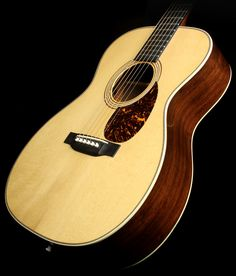 Martin OM-28 Authentic 1931 Orchestra Acoustic Guitar Natural