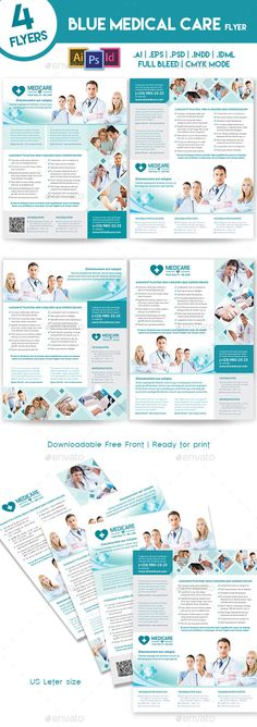 aesthetic, blue, brochure, business, care, center, clean, corporate, design, doctor, flyer, green, health, healthy, hospital, maintenance, medical, medicine, nurse, patient, people, pharmacy, premium, turquoise