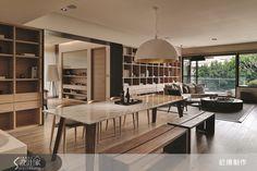 現代風的裝潢圖片為近境制作的設計作品,該設計案例是一間新成屋(5年以下)總坪數為67,格局為,更多近境制作設計案例作品都在設計家 Searchome