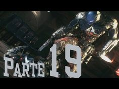 Batman Arkham Knight Gameplay Ita Parte 19 Nascondiglio dell'Arkham Knight 1080p PS4 Xbox One - YouTube