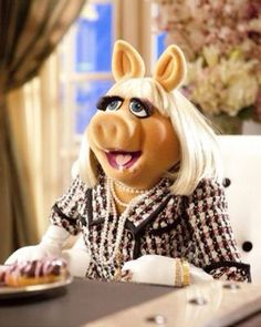The place is here: #Big&Pig #B&P #BigPig #BP Don't forget: #love the Big&Pig!! Use #Chanel! TheMuppets #OMG!  #Scandal #Kermit and #MissPiggy breakdown. Miss Piggy's new late night show.  #ABCSeries #Fashion #Design #Art #FW15 #SS15 #Inspiration #Trend #Colors #Style #Men #Beauty
