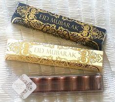 Eid Chocolate Bars