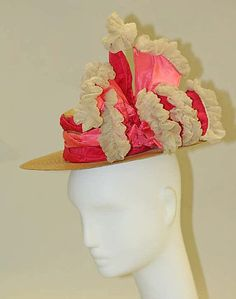 Hat  1900  The Metropolitan Museum of Art