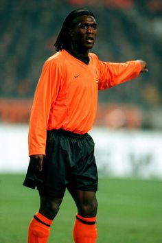 Clarence Seedorf - Ajax, Sampdoria, Real Madrid, Internazionale, AC Milan, Botafogo, Netherlands.