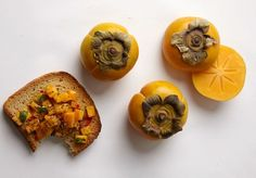Persimmon Recipes are In Season!!!