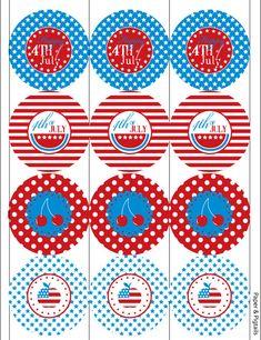 Patriotic Party Printables 3