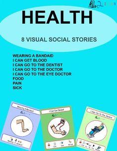 8 Visual Social Stor